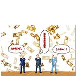 ファクタリングは売掛金を活用するけど、お金を借りる融資とは違う